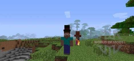 Hüte für Minecraft
