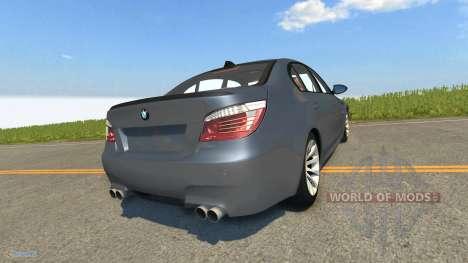 BMW M5 pour BeamNG Drive