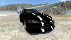 Mitsubishi Lancer Evolution VIII 2003 für BeamNG Drive