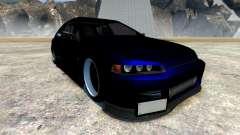 Honda Civic für BeamNG Drive