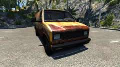 Gavril H-Series Rusty pour BeamNG Drive