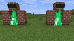 Floo mod für Minecraft