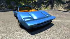 Civetta Bolide Florida pour BeamNG Drive