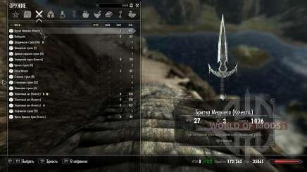 Unendliche Ladung an der Daedric Artefakte für Skyrim
