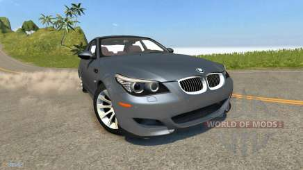 BMW M5 pour BeamNG Drive