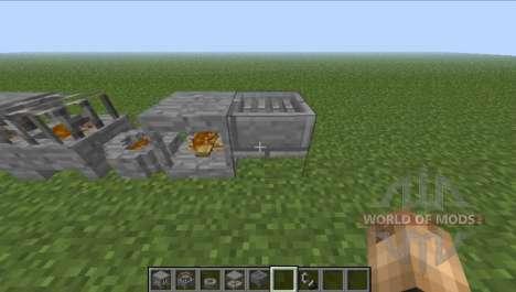 Cheminées pour Minecraft
