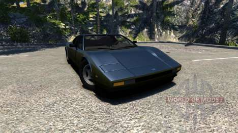 Civetta Bolide FT40 v1.1 pour BeamNG Drive