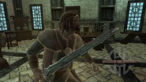 Hohe König Thora für Skyrim zweiten Screenshot