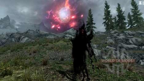 Die Mitarbeiter des Geistes für das vierte Skyrim-Screenshot