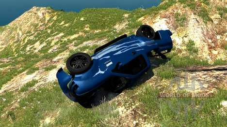 Canyon für BeamNG Drive