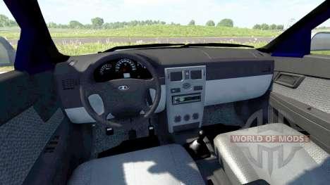ВАЗ-2171 INSTALLÉ Avant Universelle pour BeamNG Drive