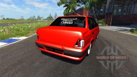 VAZ-2115 Lada Samara für BeamNG Drive