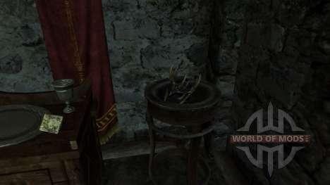 À dents de la couronne pour Skyrim