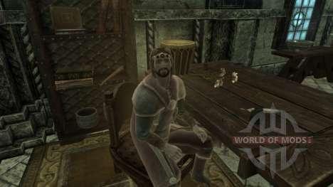 Hohe König Thora für Skyrim