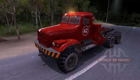 Pak LKW v8.1 für Spin Tires