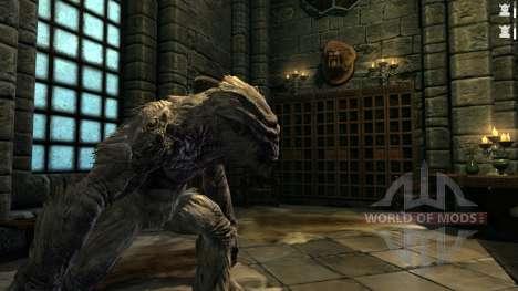 Rufen Trolle für das dritte Skyrim-Screenshot