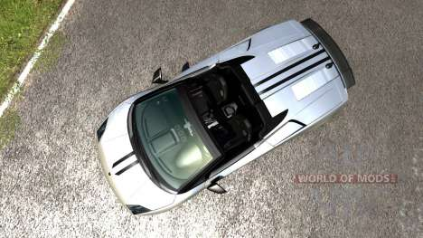 Lamborghini Gallardo LP570-4 Spyder Performante für BeamNG Drive