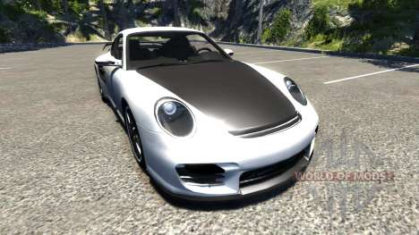 Porsche 911 pour BeamNG Drive