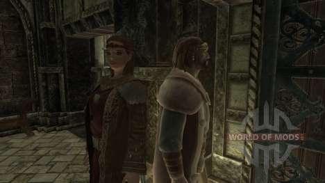 Hohe König Thora für das dritte Skyrim-Screenshot