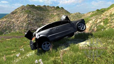 Opel Astra für BeamNG Drive