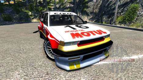 Ibishu Covet GTX pour BeamNG Drive