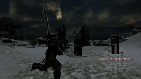 Angrar Chasseur De Dragon pour Skyrim