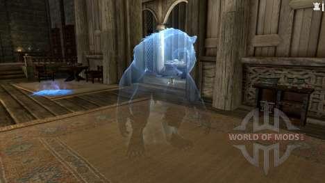 Appel multiplex et un loup-garou pour Skyrim cinquième écran