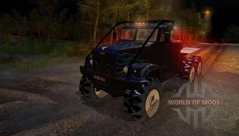 Pak LKW v8.0 für Spin Tires