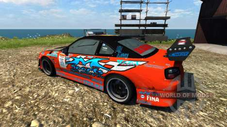 Nissan Silvia S15 Sport pour BeamNG Drive