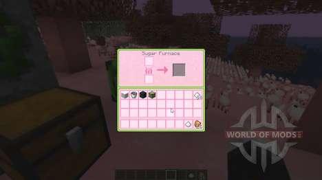 Sweet valley für Minecraft