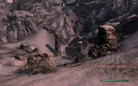 Les armes et armures de dragon, Chevalier de dot pour Skyrim