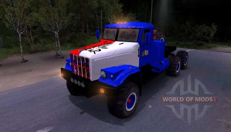 Pak camions v9.0 pour Spin Tires