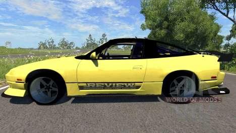 Nissan 180SX für BeamNG Drive