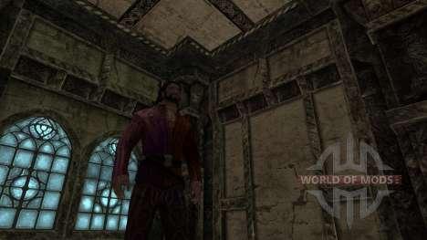 Outfit Von Sheogorath für das dritte Skyrim-Screenshot