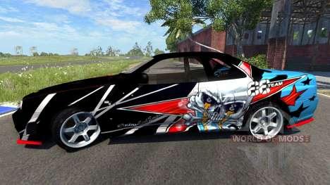 Nissan Skyline R34 GT-R Evil Empire für BeamNG Drive