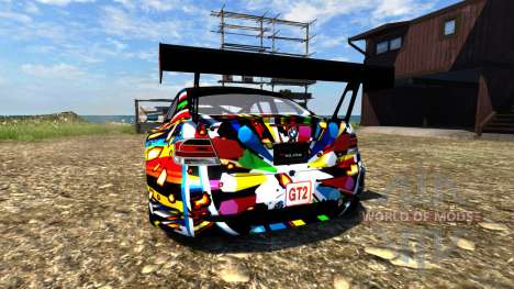 BMW M3 GT pour BeamNG Drive