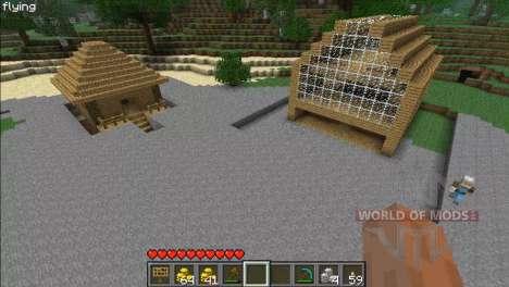 Colonie pour Minecraft