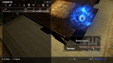 Ewig tot für das dritte Skyrim-Screenshot