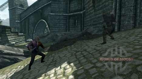 Anruf Von Sheogorath für das vierte Skyrim-Screenshot