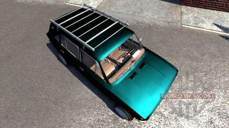 VAZ-2102 für BeamNG Drive