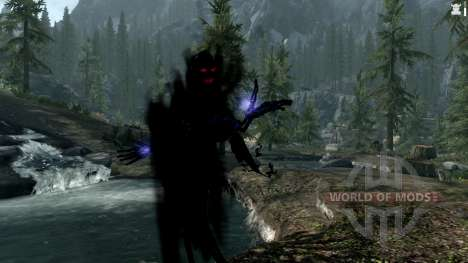 Die Mitarbeiter des Geistes für Skyrim fünften Screenshot