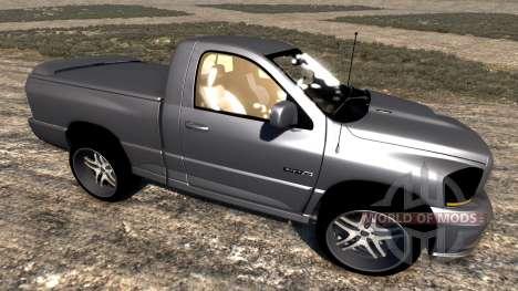 Dodge Ram SRT-10 für BeamNG Drive