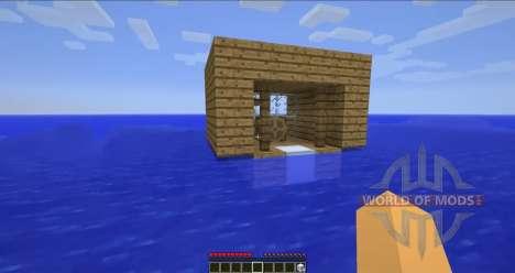 Flottant navires pour Minecraft