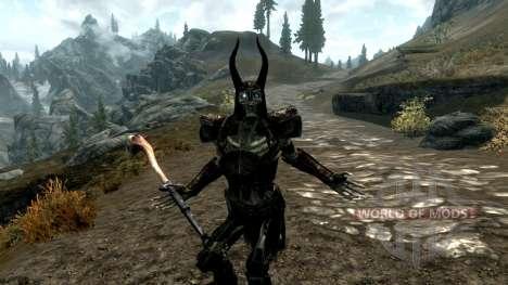 Tempête de dragons et Grabitel échelles pour Skyrim