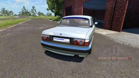 GAZ-31105 Volga pour BeamNG Drive