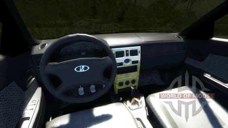 Lada Priora pour BeamNG Drive