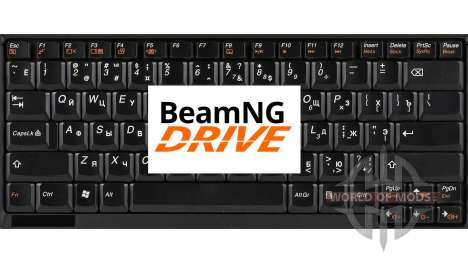 Remplacement de la norme de contrôle pour BeamNG Drive