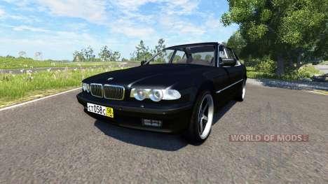 BMW 740i E38 pour BeamNG Drive