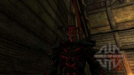 Satellite Dremora pour le troisième écran Skyrim