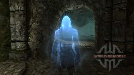 Appel Galla pour Skyrim